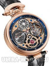 Amadeo Fleurier AUTOMATIC TOURBILLON JUMP HOUR