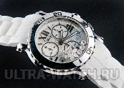 Chopard Happy Sport 2 Chronograph Snowflakes NEW