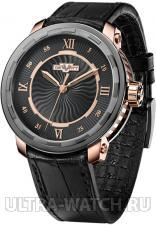 Twenty-8-Eight Automatic Rose gold with black PVD
