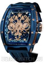 Challenge Proud To Be Russian Chrono Blue