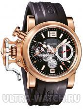 Chronofighter. R.A.C. Skeleton