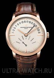 Contemporaine Bi-Retrograde Day-Date
