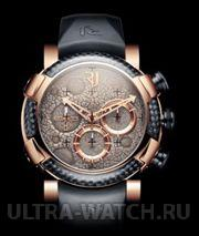 MOON DUST RED MOOD CHRONO