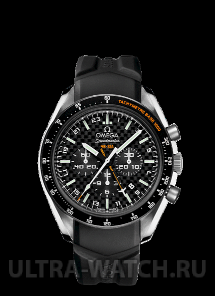 HB-SIA Co-Axial GMT Chronograph