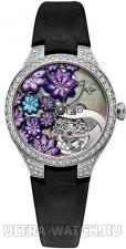 MasterGraff Floral Tourbillon 38mm