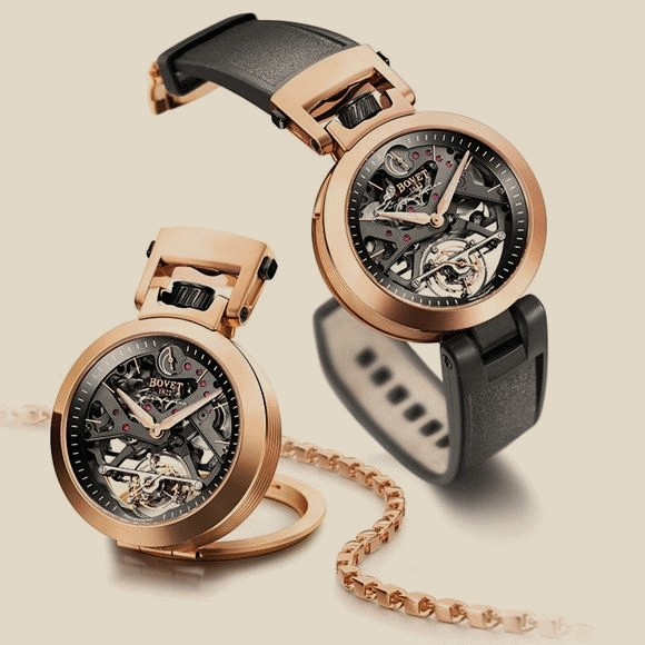 Amadeo Fleurier Tourbillon Ottanta Due
