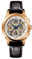Skeleton Chrono  Dual Time