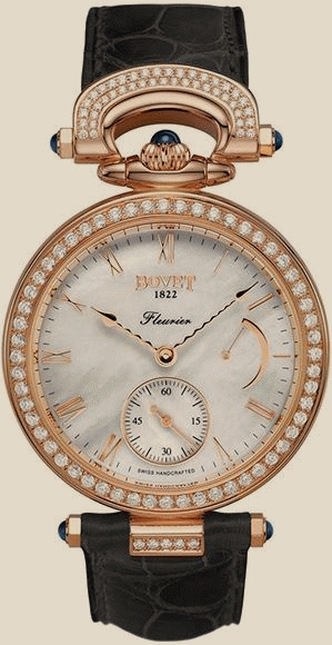 Amadeo Fleurier 39 Small Second