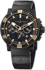 Diver Black Sea Chronograph