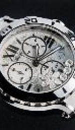 Happy Sport 2 Chronograph Snowflakes NEW