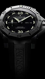 Admiral`s Cup Seafender Dive Chrono