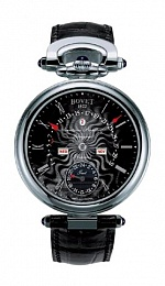 Fleurier Complications Perpetual Calendar Retrograde Date GMT