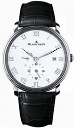 Blancpain Villeret Small Seconds Date & Power Reserve