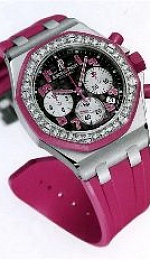 Royal Oak Offshore Ladycat Chronograph