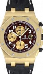 Ladies Royal Oak Offshore Arnold Schwarzenegger