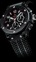 Big Bang 44mm Black Magic