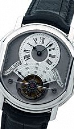 TOURBILLON DOUBLE FACE