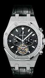 Royal Oak Tourbillon Chronograph