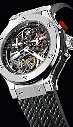 Bigger Bang Platinum Tourbillon