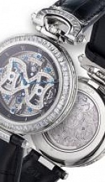 Amadeo Fleurier Grand Complications 44 Butterfly Tourbillon