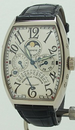 Cintree Curvex Retrograde Equation of Time Perpetual Calendar Moon Phase