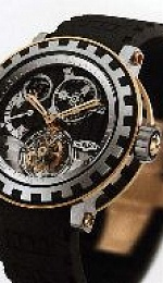 Tourbillon Differentiel, Limited edition
